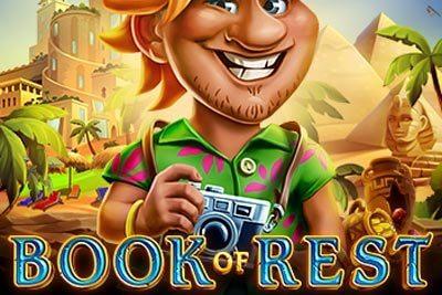 book of rest pokie