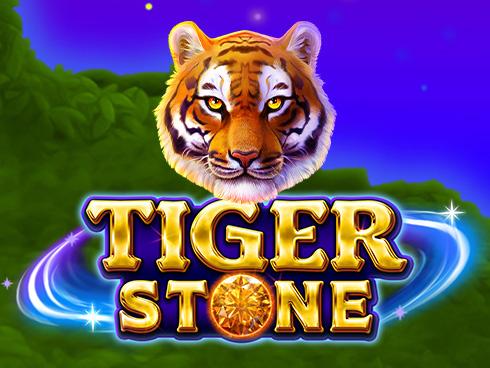 tiger stone pokie logo